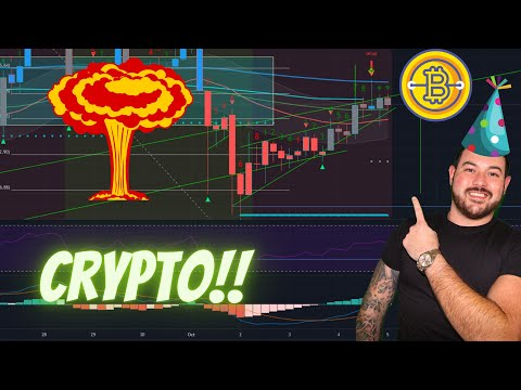 Crypto Markets at a breaking point!! Which direction will it go?! BTC, ETH, XRP Updates!!