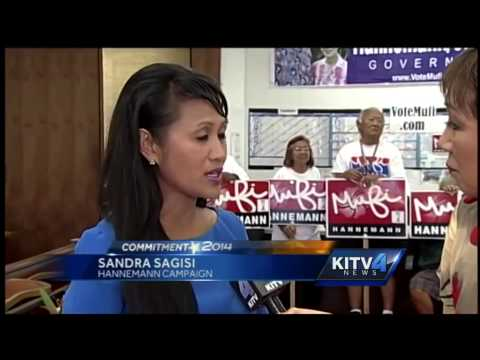 Covering the race for governor