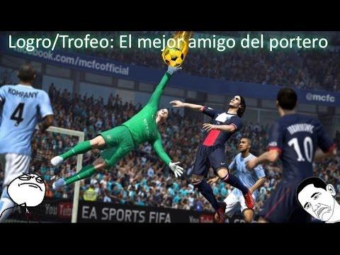 FIFA 15 Guia Logro/trofeo El mejor amigo del Portero
