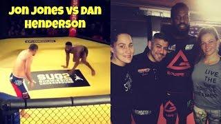 Jones vs Henderson (SU 2 results); Jones wants Chael Sonnen next; Big John on Swanson vs Choi