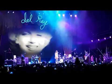 Lana Del Rey - Live in Krakow (Part.1.) 19.08.2017