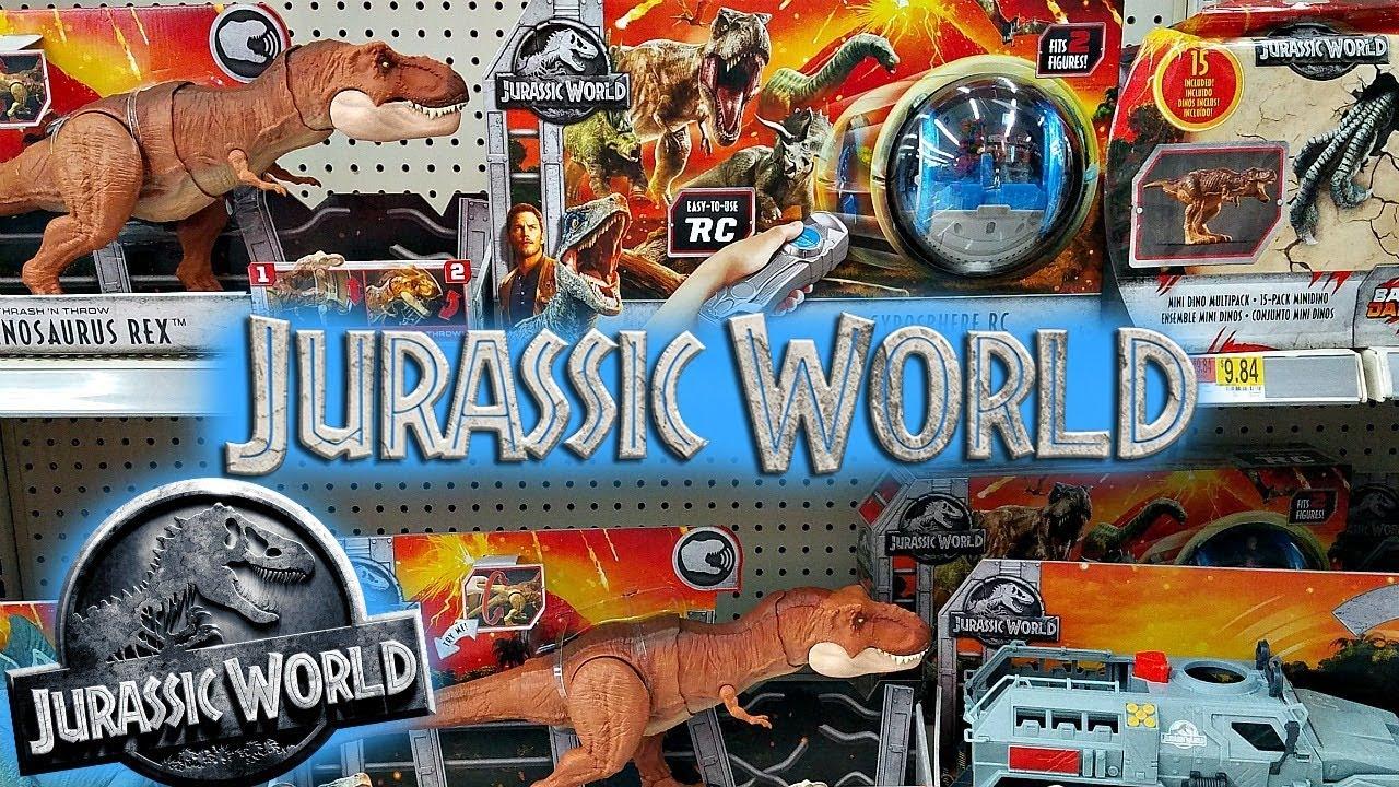 Jurassic World 2 Fallen Kingdom Toys Toy Hunting Walmart
