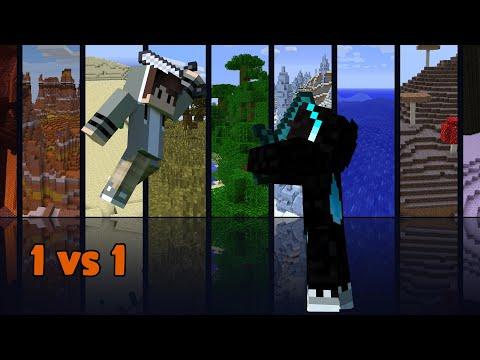 Minecraft - 1vs1 Plugin auf deinem Aternos Server!