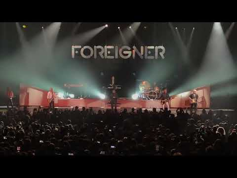 Heather Burnside - WATCH: All Surviving Members Of Foreigner Reunite In L.A.