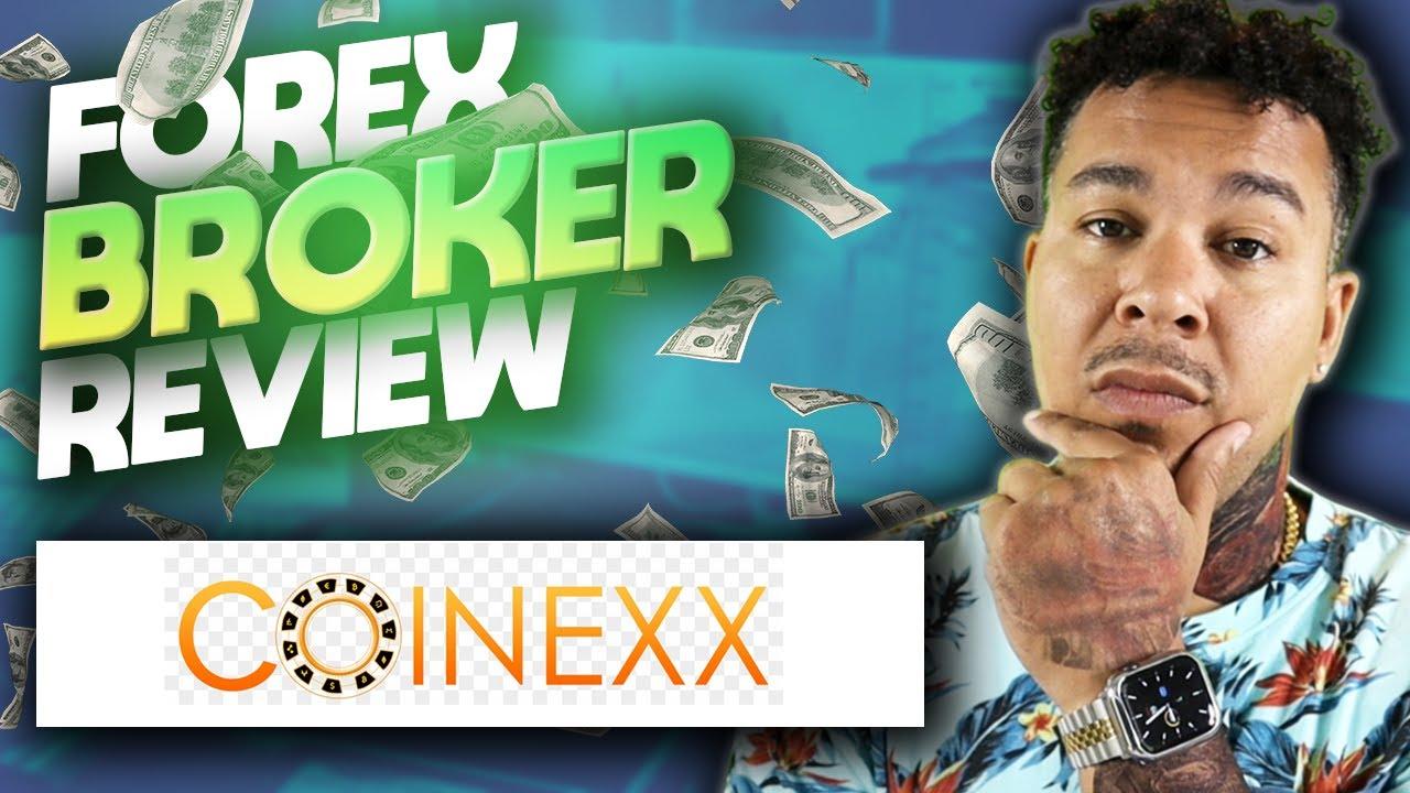 Coinexx Forex Broker Review Honest
