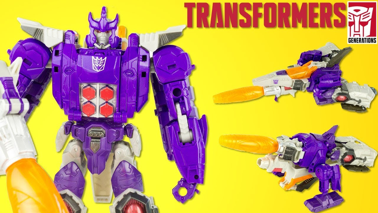 transformers galvatron nucleon titans return voyager class decepticon jouet toy review hasbro. Black Bedroom Furniture Sets. Home Design Ideas
