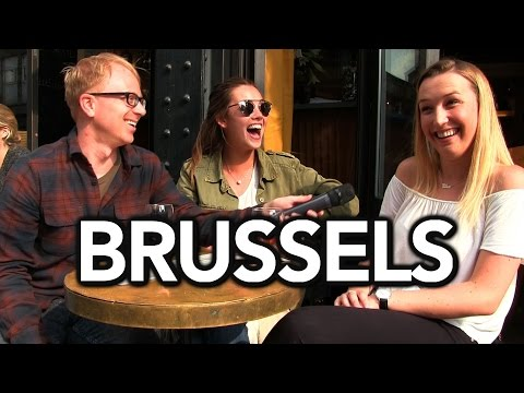 Joe Goes To Brussels