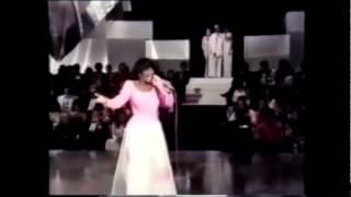 Vintage Michael Jackson & Ex-girlfriend Stephanie Mills at 1981 AMA's