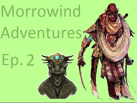 Barter & Trade - Morrowind Adventures