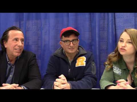 Riverdale - Sarah Schechter, Roberto Aguirre-Sacasa, Jon Goldwater Interview