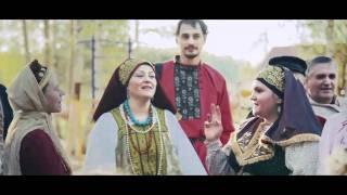 Русская свадьба в народном стиле ( по мотивам купеческой свадьбы 18 века)