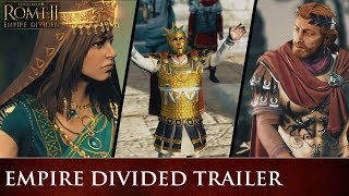 Total War: ROME II - Empire Divided Trailer