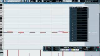 Cubase 5 Beatmaking with Groove Agent One (part two - 'bouncing' the midi data)