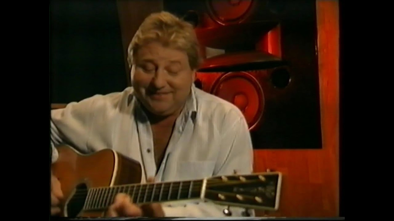 Greg Lake - I Believe In Father Christmas (The Making Of) - YouTube