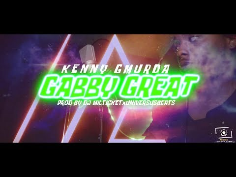KENNY GMURDA - GABBY GREAT[SHOTBY@JARED DOIN NUMBAS]