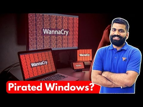 WannaCry Ransomware? Let's Learn Something