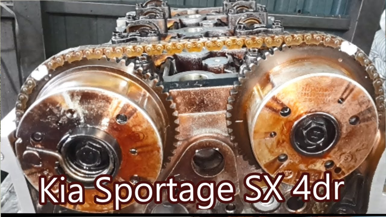 2012 Kia Sorento Timing Belt Or Chain