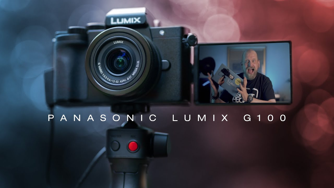 Panasonic G100 - Vlogging camera? Or is there more to it ...