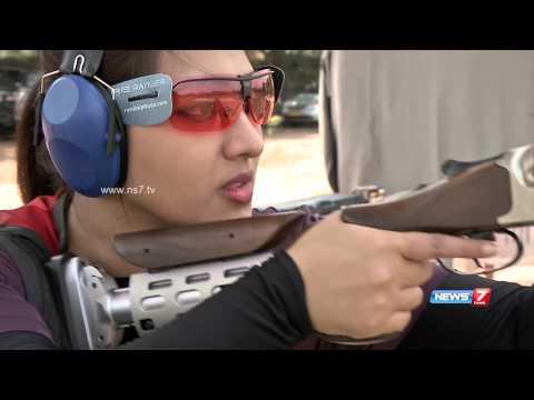 Trap shooting ace Asiya Khilji targets Olympic gold