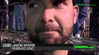 Bowman Gray Season Opener Interviews (April 27, 2013)
