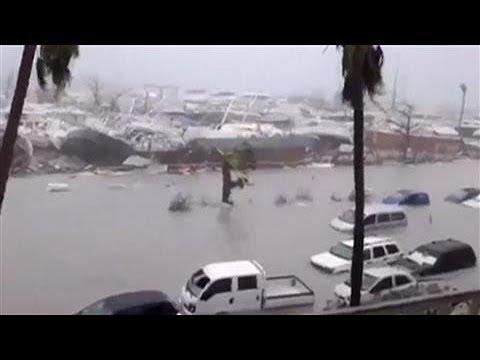 Hurricane Irma Devastates Caribbean Islands