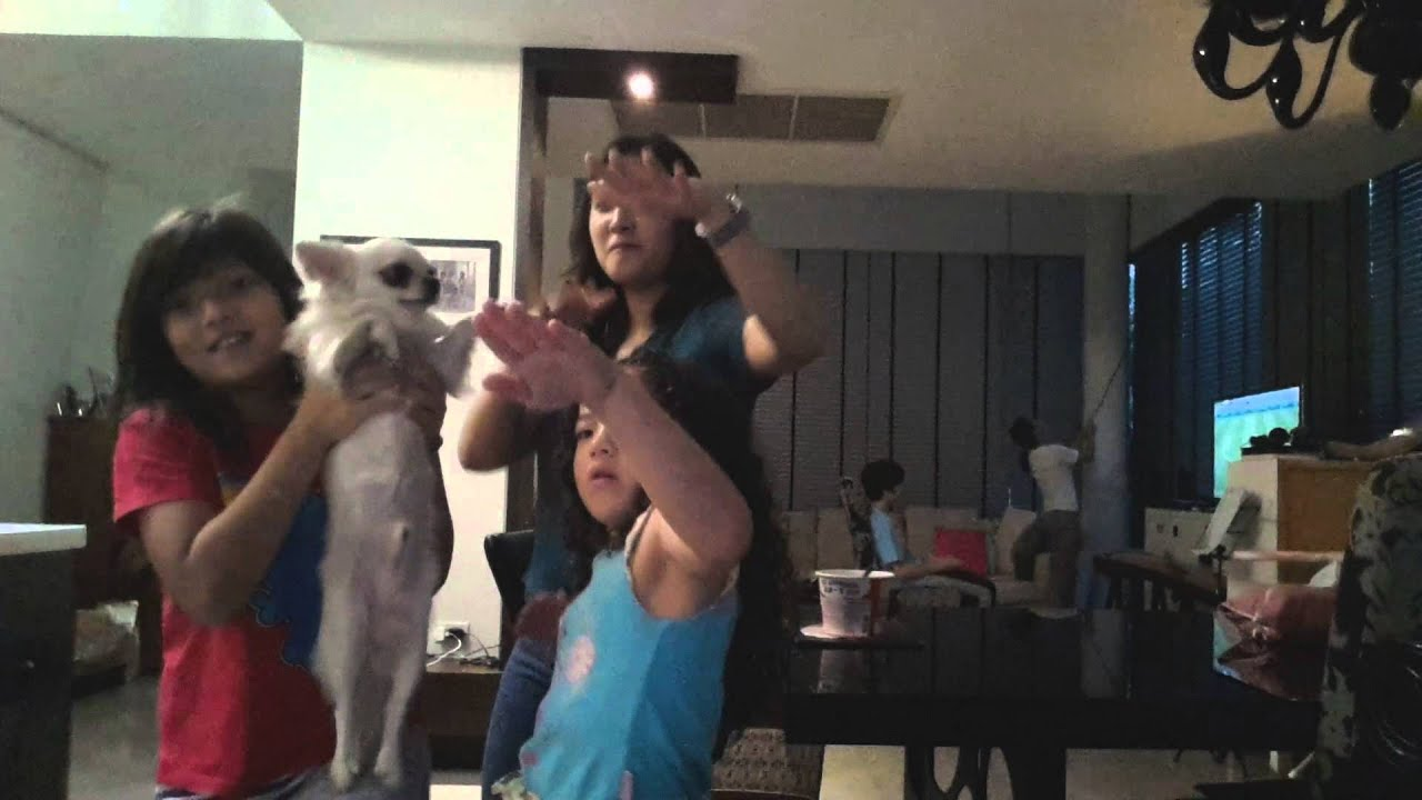Youtube Kids Dance What Does The Fox Say