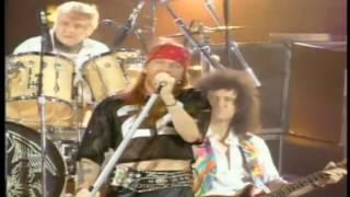Queen Elton John And Axl Rose Bohemian Rhapsody
