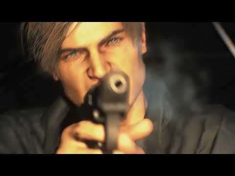A Resident Evil 2 cutscene except it's accurate