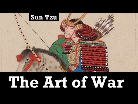 THE ART OF WAR - FULL AudioBook - by Sun Tzu - Business & Military Strategy - V3