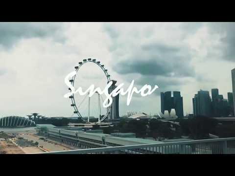 Singapore phuket trip video