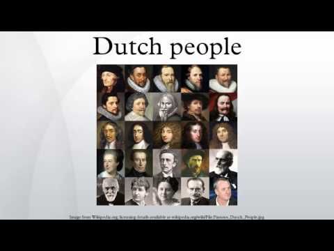 Dutch people