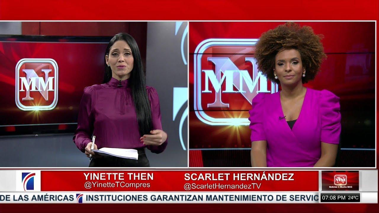 #NoticiasSIN: Toque de queda en RD