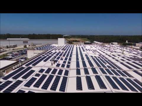 PROSOLIA ENERGY PORTUGAL - Costa Verde self-consumption installation / 2MIN