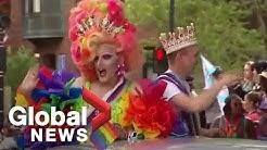 Annual Pride celebration in U.S. capital brings vibrant LGBTQ community together