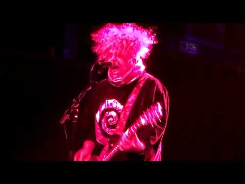 Melvins at Irving Plaza, New York 8/3/2017