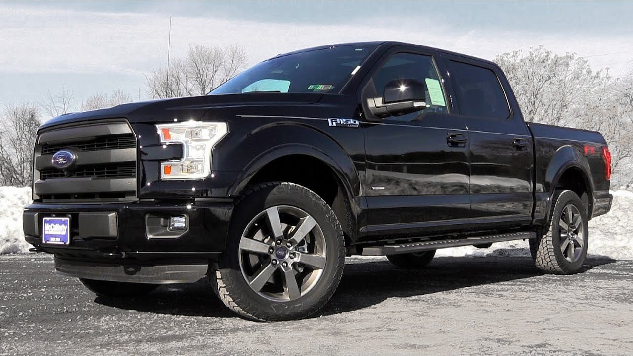 2016 ford f 150 review youtube. Black Bedroom Furniture Sets. Home Design Ideas