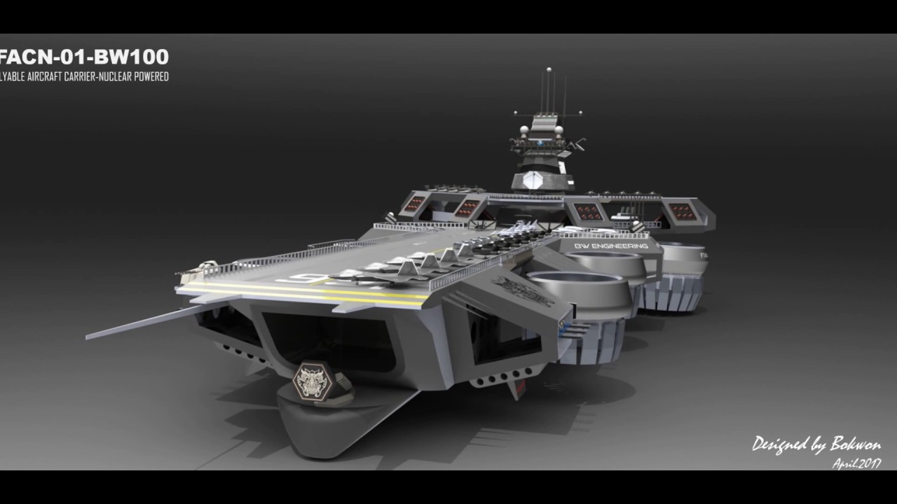 Concept Aircraft Carrier Images Galleries With A Bite
