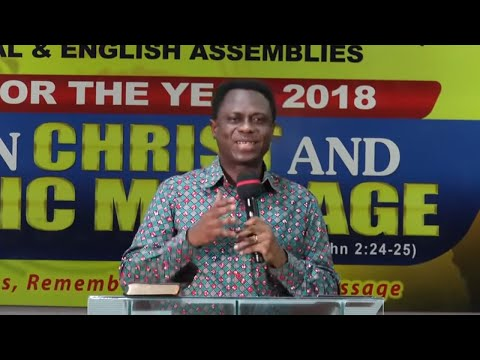 APOSTLE ERIC NYAMEKYE INTERACTS WITH ELDERS IN THE GREATER ACCRA REGION