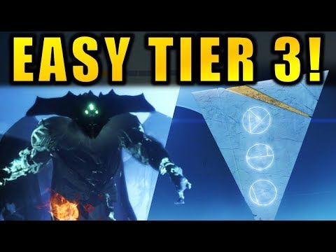 Destiny 2: Reckoning Tier 3 EASY GUIDE! - Season Of The Drifter