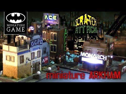 Soy Batman - SCRATCH ATTACK! 11 - Gotham City