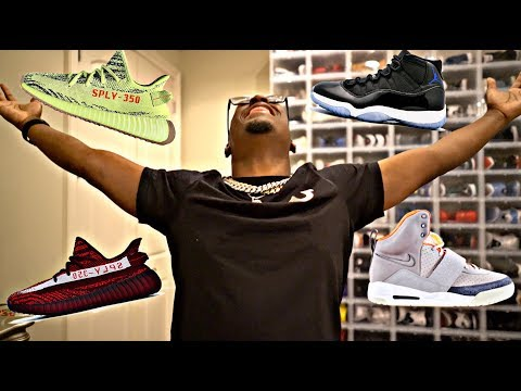 OUR HOUSE CAUGHT ON FIRE!! MY EPIC SHOE COLLECTION (PART 2)