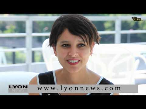 Interview de  Najat Vallaud-Belkacem-By Lyonnews