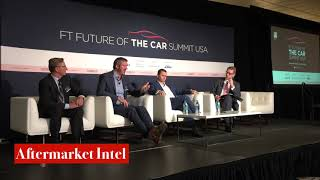The FT Future of the Car Summit USA  - The Future of Powertrains