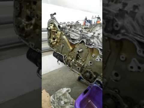 DAEWOO MATIZ Мотор SUBARU 6 CYL.
