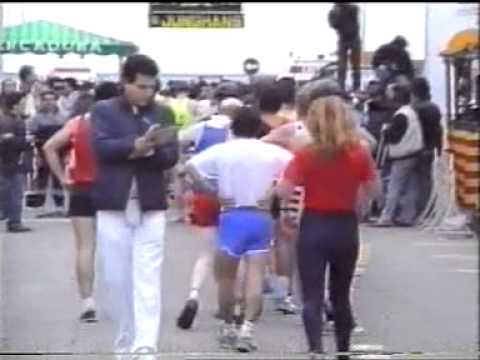 Benidorm Marathon and Half 1988