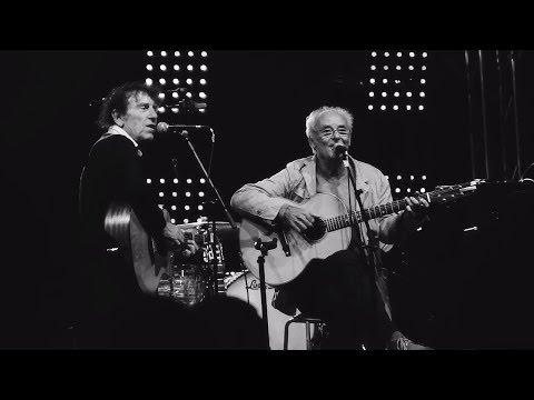 Alain Souchon et Maxime Le Forestier -