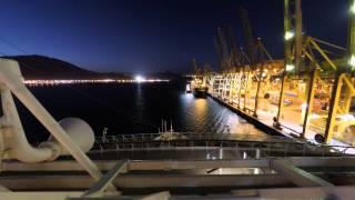 """Mein Schiff 2 - Dubai & Orient (Auslaufsong """"Grosse Freiheit"""" von Unheilig & James Last)"""