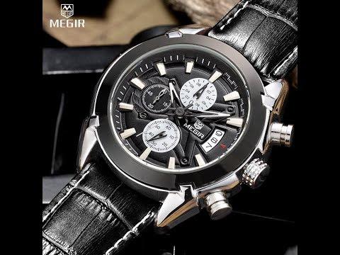Relógio Megir 2020