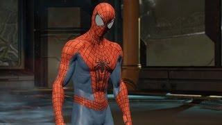 The Amazing Spider-Man 2 Walkthrough - Walkthrough 5 - Mission 4: Raid On Oscorp Part 1 (Rescuing Electro)
