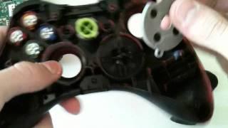 Comment démonter une manette xbox 360 - les étapes